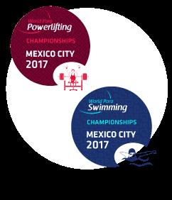 Go to Official website of Mexico City 2017