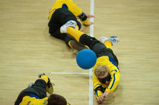 Sweden Goalball Men Team