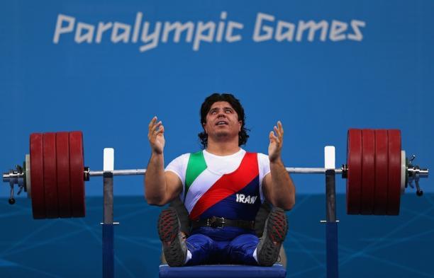 Powerlifting - Majid Farzin