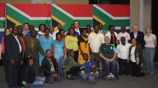 NPC South Africa workshop