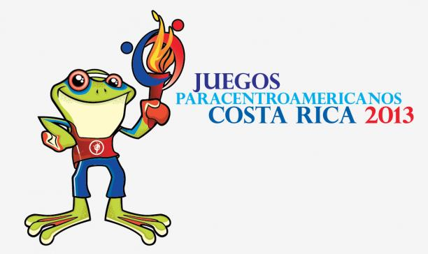 2013 Central American Para Games logo