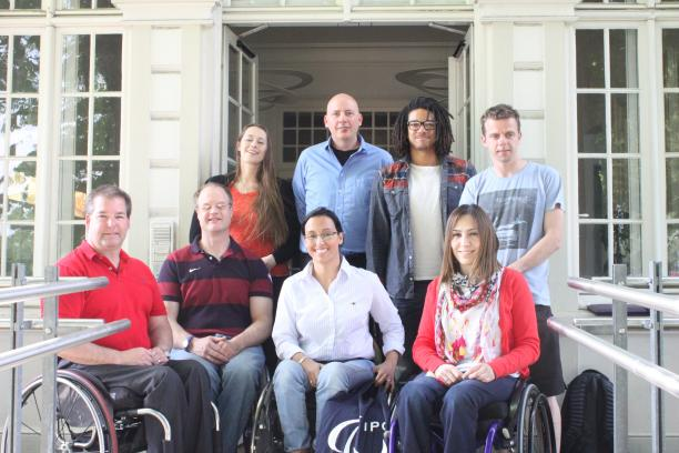 IPC Athletes' Council May 2013