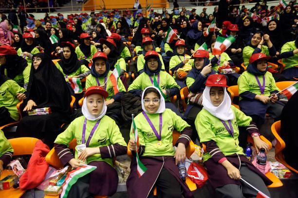 Iran National Paralympic Week 2013