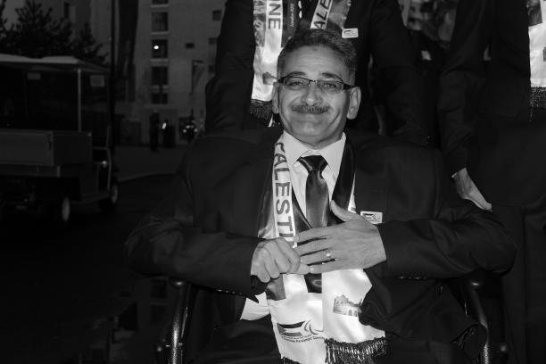 Palestinian Paralympic Committee President Akram Okkeh sadly passed away on Saturday 11 January 2014