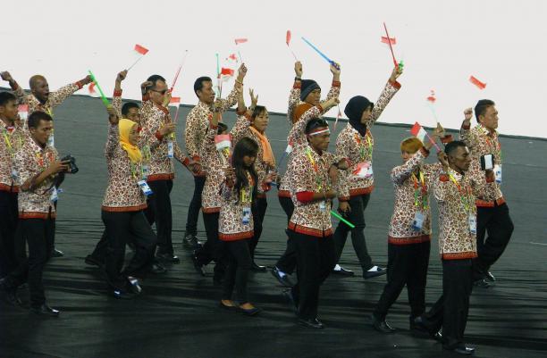 Asean Para Games 2014 Naypyitaw, Myanmar