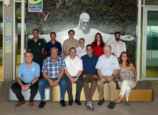 IPC Shooting and ISSF visit to Rio