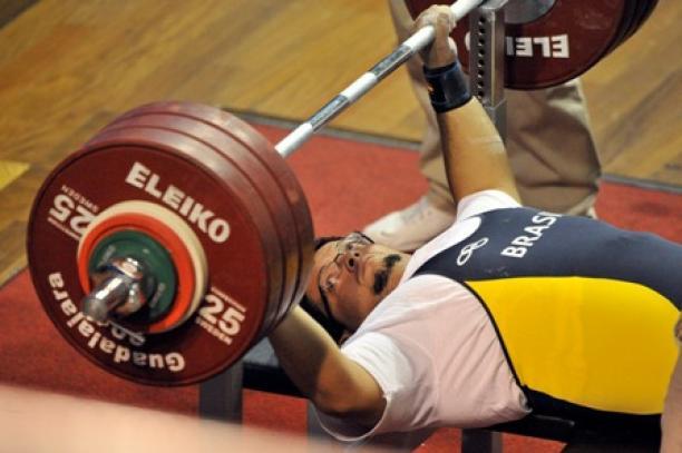 Brazilian Powerlifter