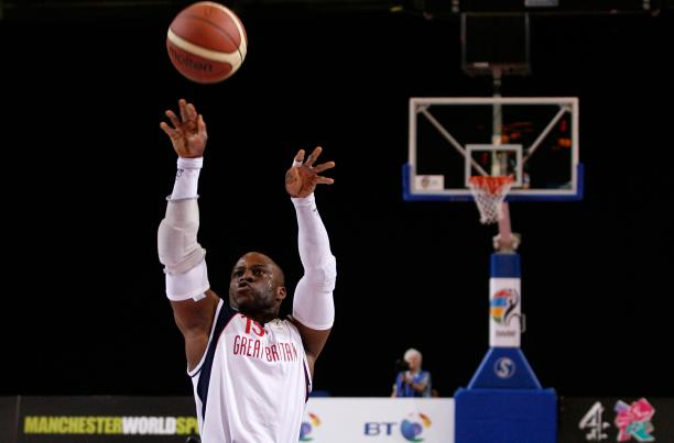 Ade Orogbemi shoots for GB
