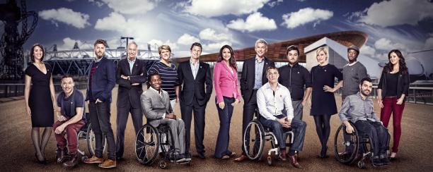 Channel 4 presenters