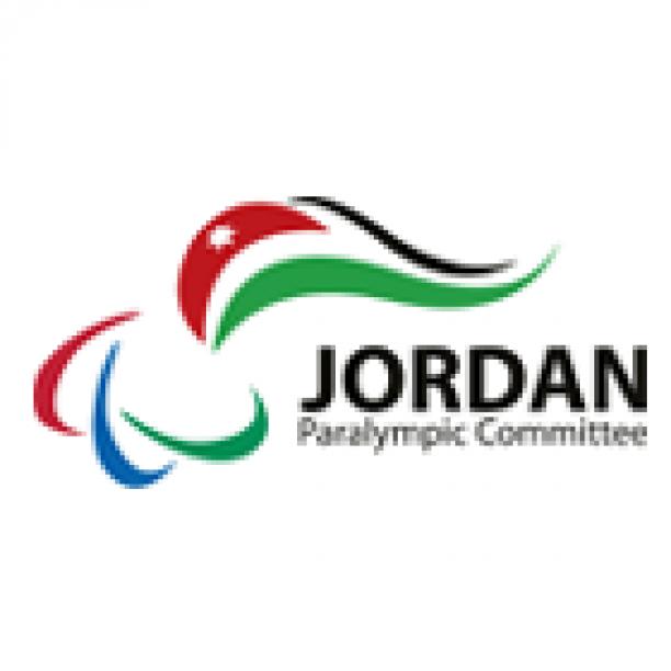 Jordan Paralympic Committee emblem