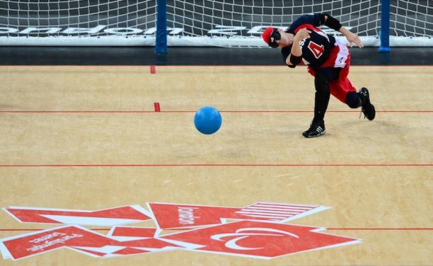 Goalball - Asya Miller
