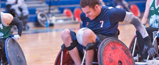 Athlete Career Programme - Joe Delagrave