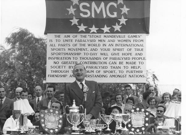 Stoke Mandeville Games (1948-1958)
