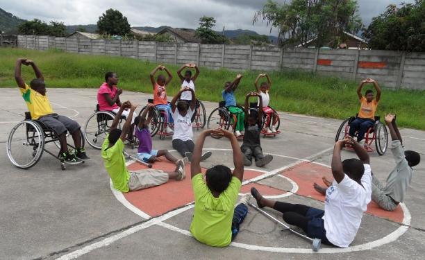 Sport 4 Socialisation Zimbabwe
