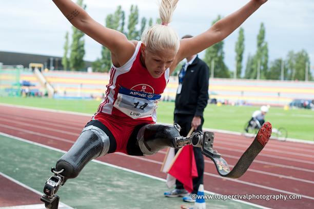 Vanessa Low long jump 2014 Athletics Grand Prix Berlin
