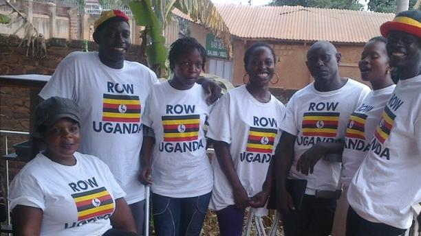 Ugandan para-rowers aim for quallification to the Rio 2016 Paralympic Games