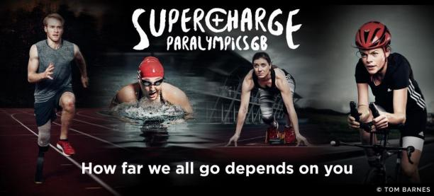The Supercharge ParalympicsGB