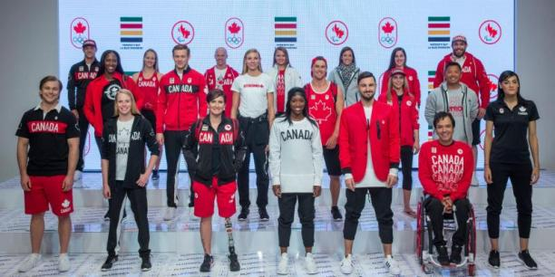 Hudson's Bay Company has designed the outfits athletes will wear during the Rio 2016 Games.