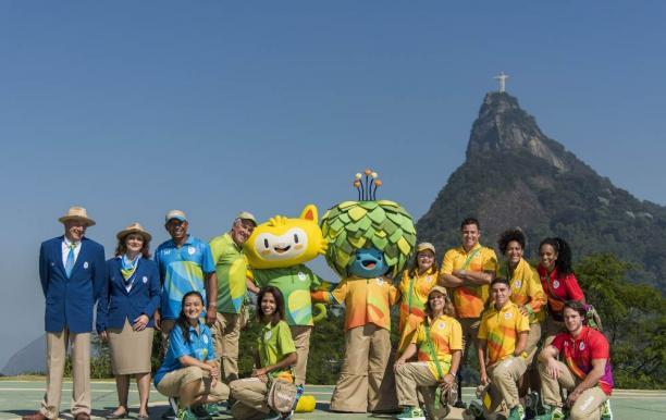 Rio uniforms