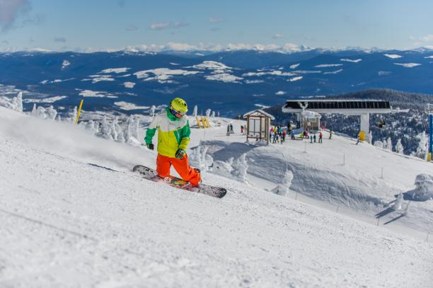 Big White, Canada, will host the 2017 World Para Snowboard Championships.
