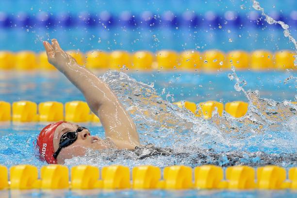Eleanor Simmonds - Rio 2016
