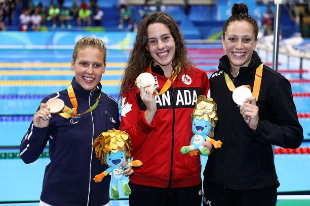 Aurelie Rivard - Rio 2016