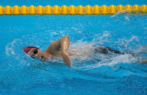 Jonathan Fox competing at Rio 2016