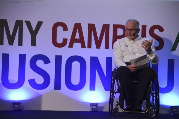 Sir Philip Inclusion Summit - Rio 2016