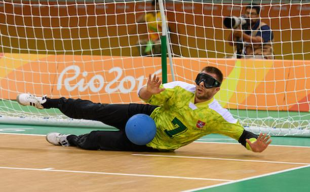 Genrik Pavliukianec - Rio 2016