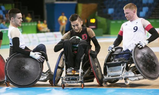 Trevor Hirschfield scored the match-winning goal to break the hearts of Great Britain captain Chris Ryan and Jim Roberts