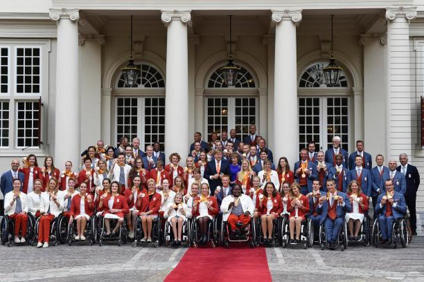 Team Netherlands - Rio 2016