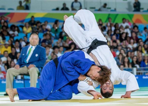 Judo at the Rio 2016 Paralympic Games.