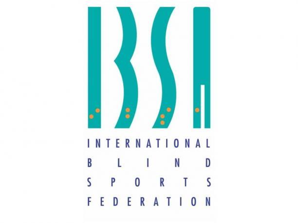 Logo International Blind Sports Federation (IBSA)
