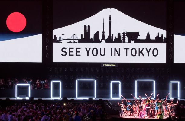 See you in Tokyo - Rio 2016