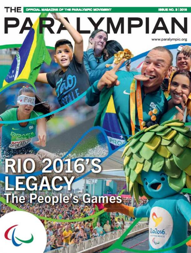 Paralympian 3-2016 cover
