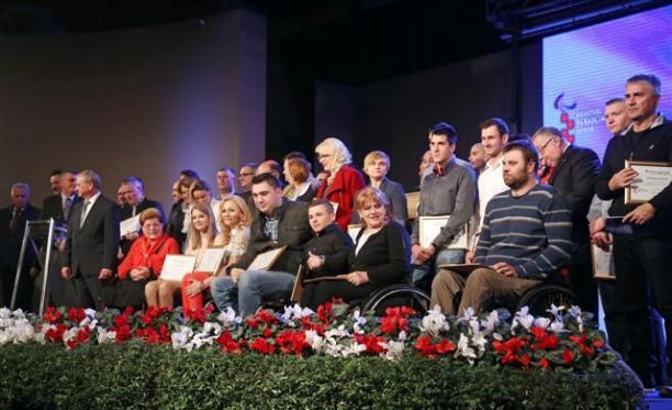 Croatia NPC 2016 sport awards