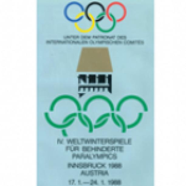 Logo Innsbruck 1988