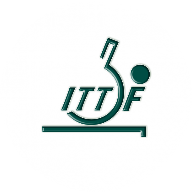 Logo The International Table Tennis Federation (ITTF)