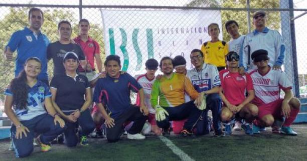 Football 5 - IBSA - Central America