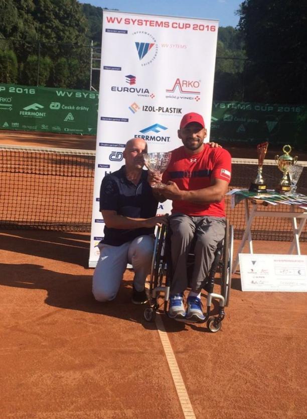 Robinson Mendez - Chile - wheelchair tennis