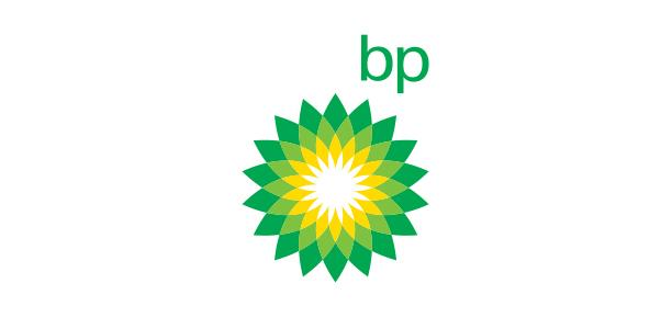 The official logo of BP