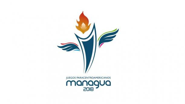 Logo of the Managua 2018 Para Central American Games