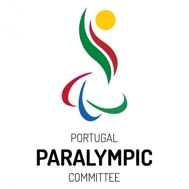 Logo Comite Paralimpico de Portugal.