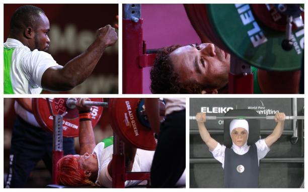 Roland Ezuruike, Sherif Osman, Bose Omolayo and Adra Lamia nominated as 'Best African Powerlifter'