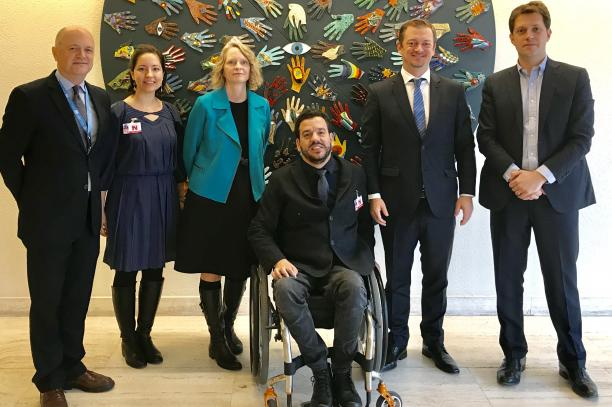 IPC joins Advisory Council of Centre for Sport and Human Rights