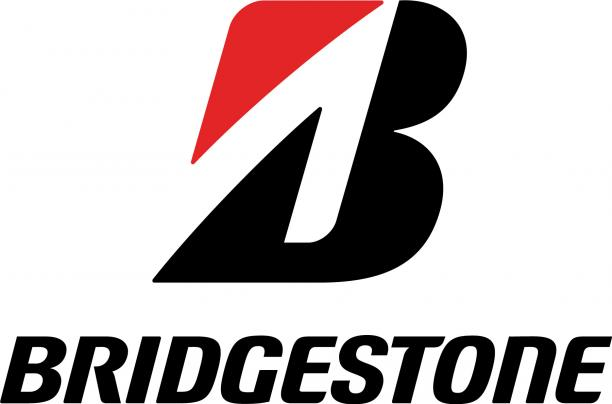 the official logo of Bridgestone