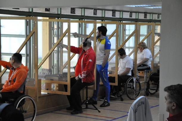 Al Ain 2018 World Shooting Para Sport World Cup
