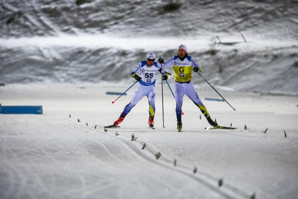 Zebastian Modin, guided by Emil Joensson, swept all cross-country races at the 2018/19 World Cup in Ostersund