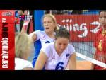 Beijing 2008 Paralympic Games Women's Sitting Volleyball Semi-Final - Paralympic Sport TV
