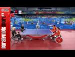 Beijing 2008 Paralympic Games - Table Tennis Women Team 4/5 Final - Paralympic Sport TV